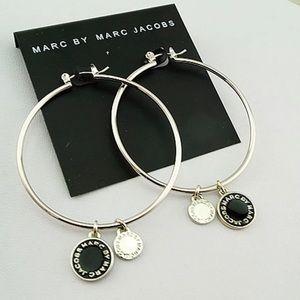Marc Jacob hoop earrings ❤️❤️